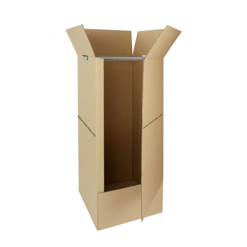 25 cartons demenagement penderie grand mod le qualit prix carton pas. Black Bedroom Furniture Sets. Home Design Ideas