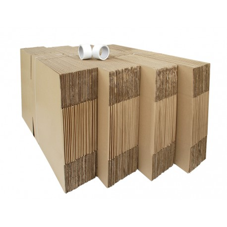 PACK DEMENAGEMENT MALIN 80 CARTONS STANDARD