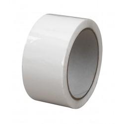ROULEAU ADHESIF BLANC PVC